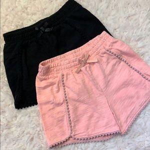 2 Pairs of Jumping Beans size 6X shorts